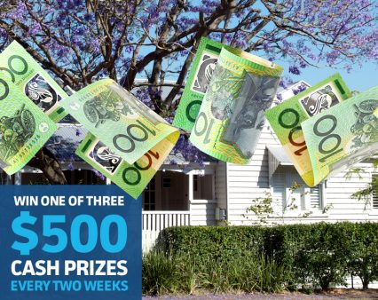 KRG Conveyancing Spring Agent Promotion - WIN $500 Cash!